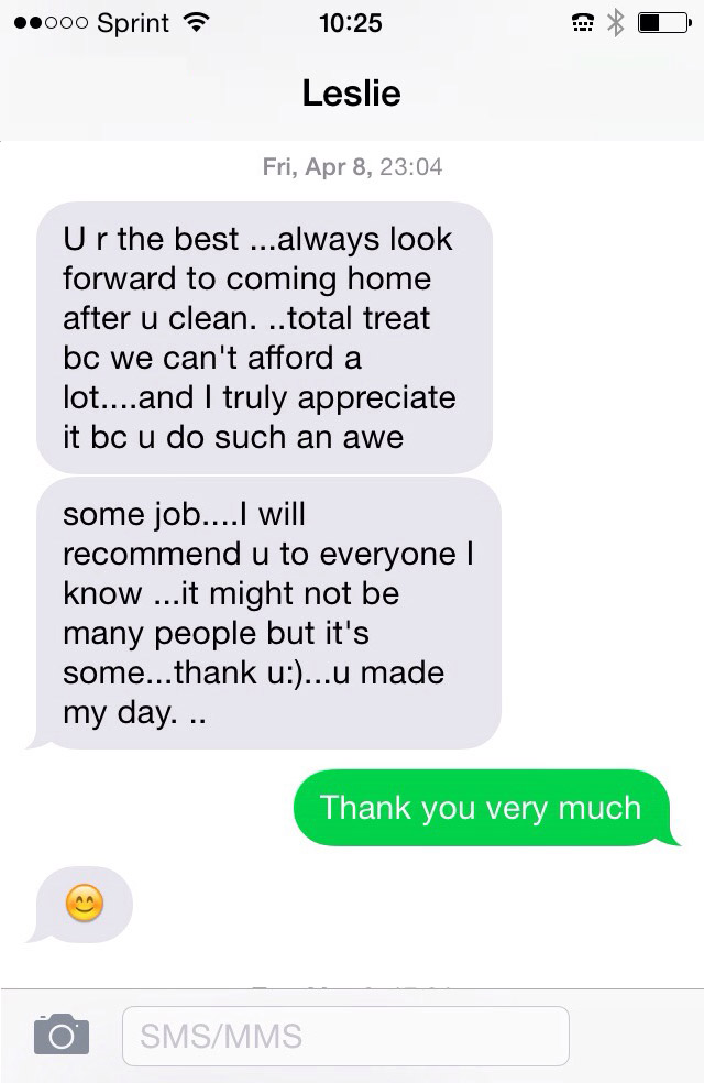 Oldham Housekeepers reviews